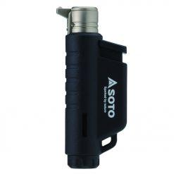 SOTO Micro Torch Vertical - Black