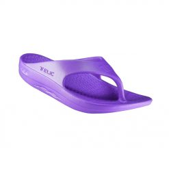 Telic Energy Flip Flops - Grape Vine
